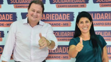 Photo of Solidariedade lança Marcelo Miglioli e Carlla Bernal para disputa da prefeitura da capital