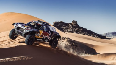 Photo of Stephane Peterhansel/Edouard Boulanger, com o Buggy Mini JCW, lideram a classificação geral