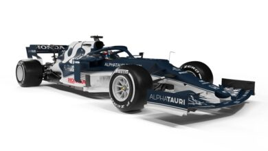 Photo of AlphaTauri apresenta o novo carro para a temporada de 2021 da F1